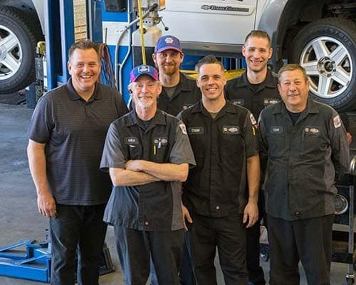 Our staff at Garry's Automotive